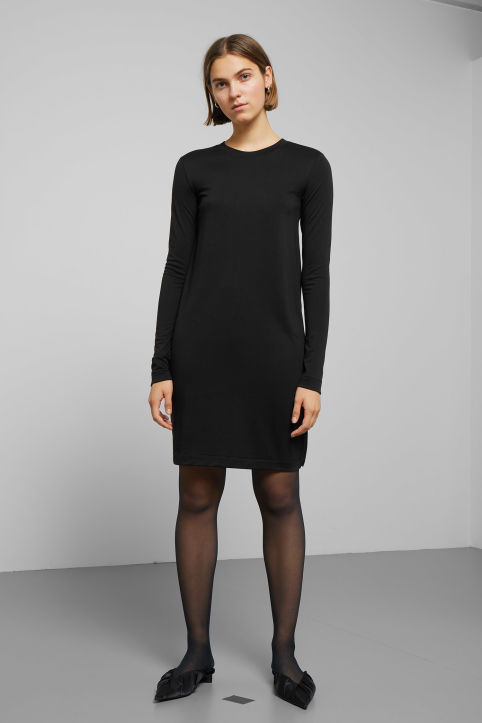 Weekday Beyond Long Sleeve Dress