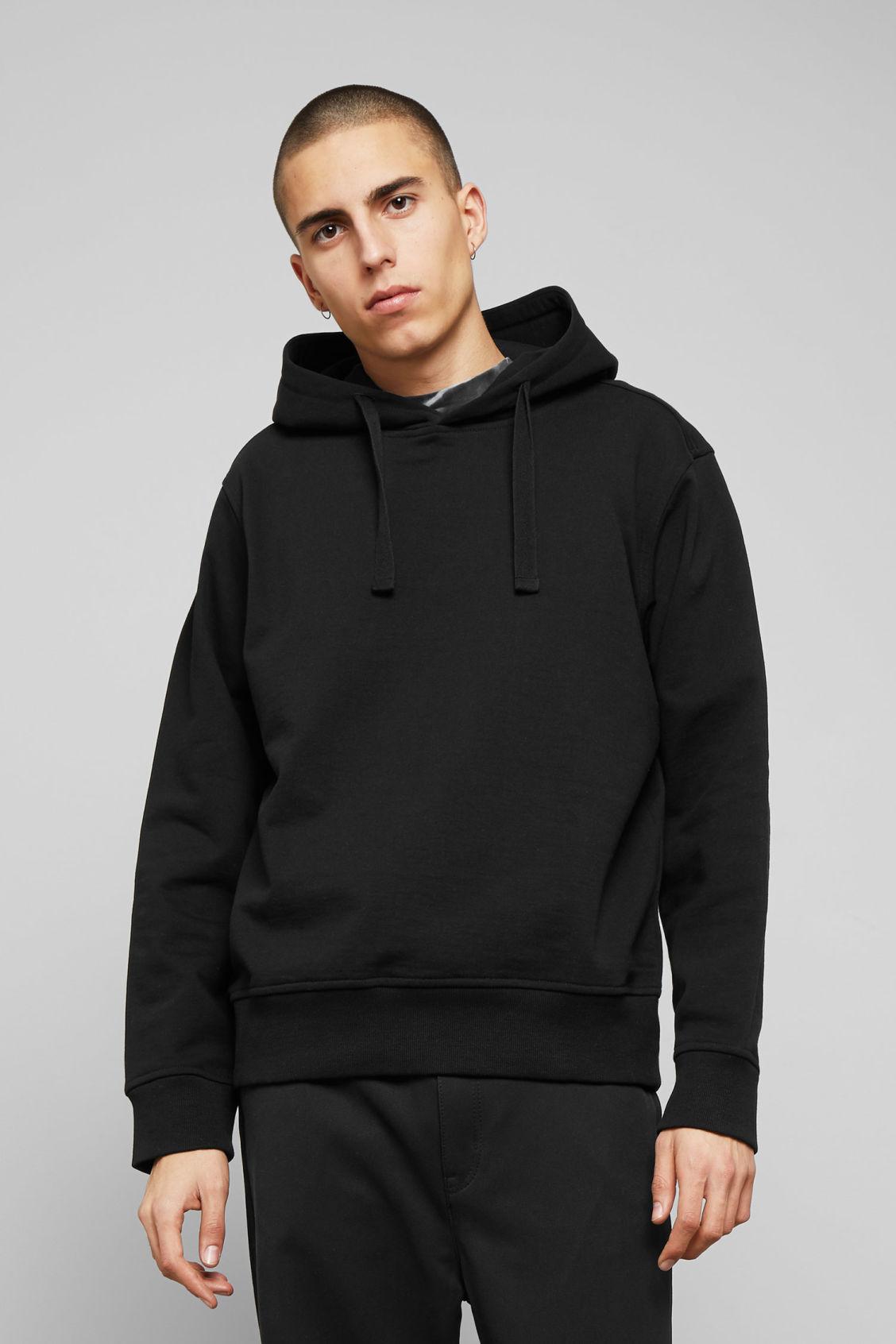 69d7e2f5470f Hadi Hoodie - Black - Hoodies   sweatshirts - Weekday