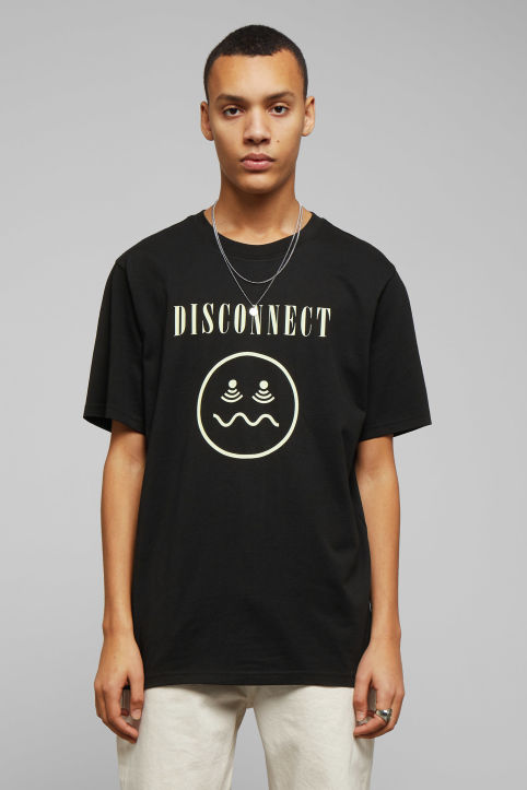 Weekday Frank Disconnect T-shirt