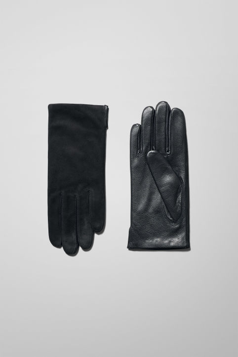Weekday Vent Leather Gloves