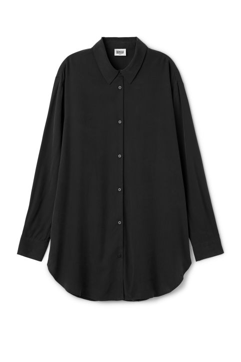 Weekday Conform Cupro Shirt