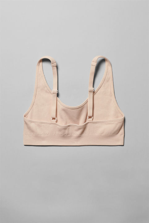 Weekday Cat Soft Bra