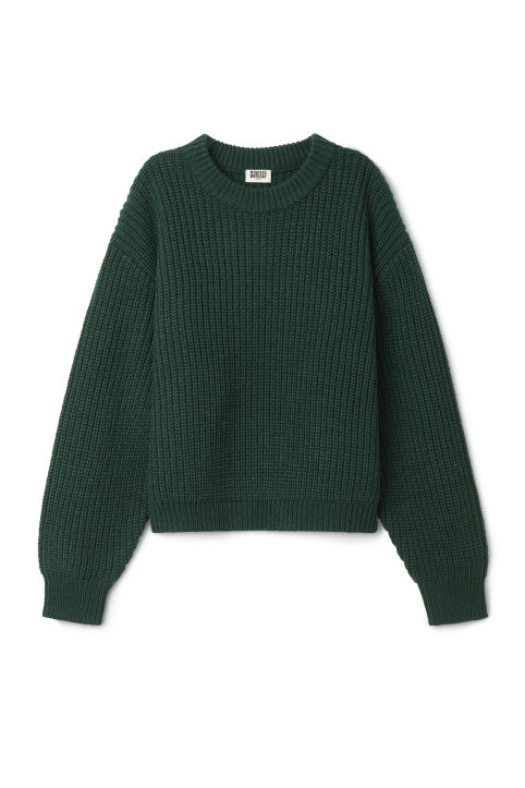 Weekday Huge Cropped Knit
