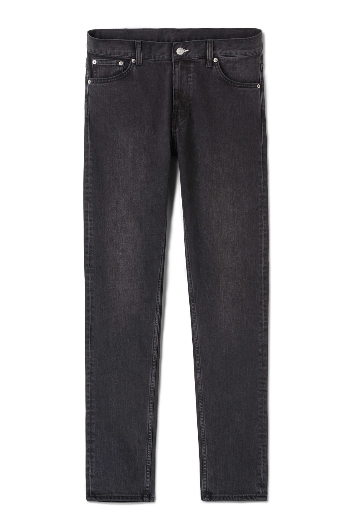 Front image of Weekday sunday great black jeans in grey
