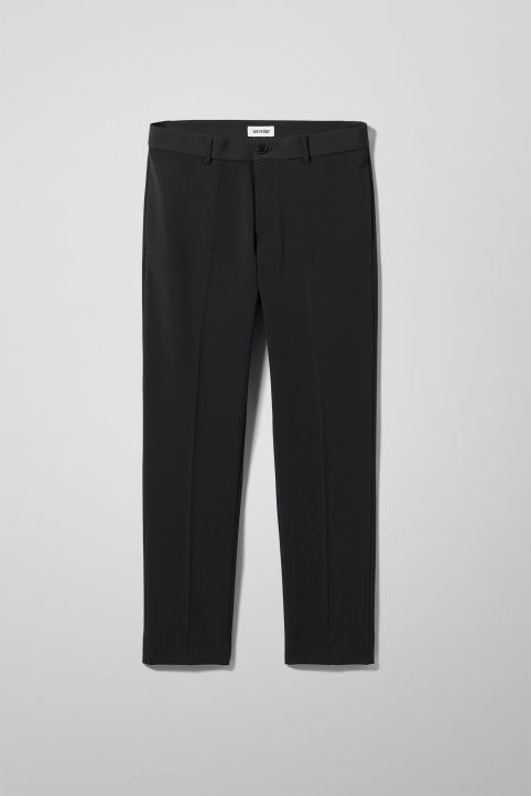 Weekday Riffle Trousers
