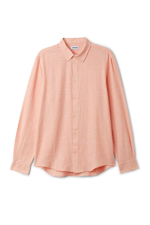 Weekday Lead Linen Shirt