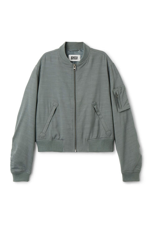 Weekday Lui Bomber Jacket