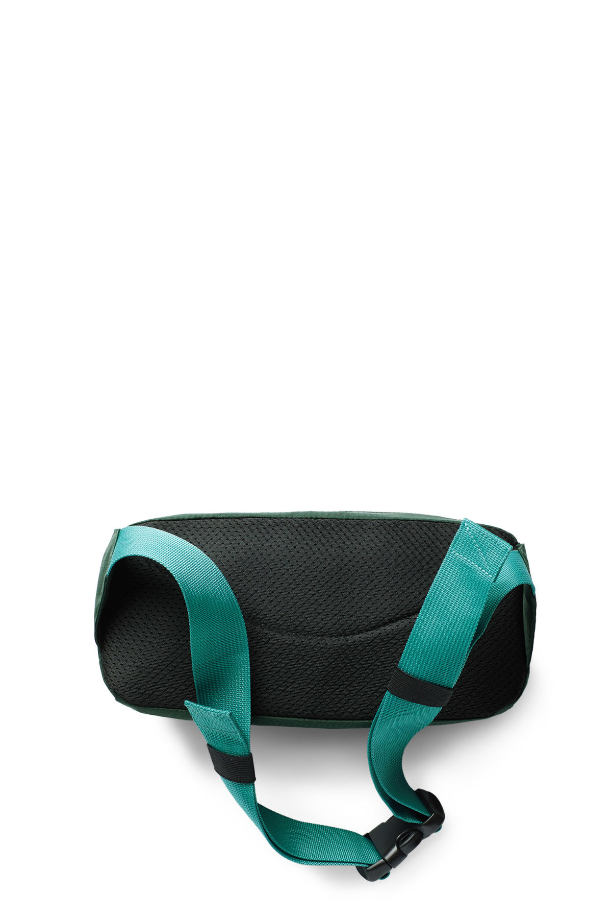 Back image of Weekday trip waist bag in green
