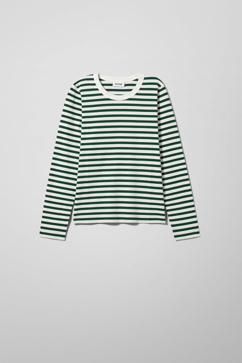 Weekday Kate Striped Long Sleeve