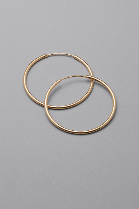 Weekday Hoop Earrings