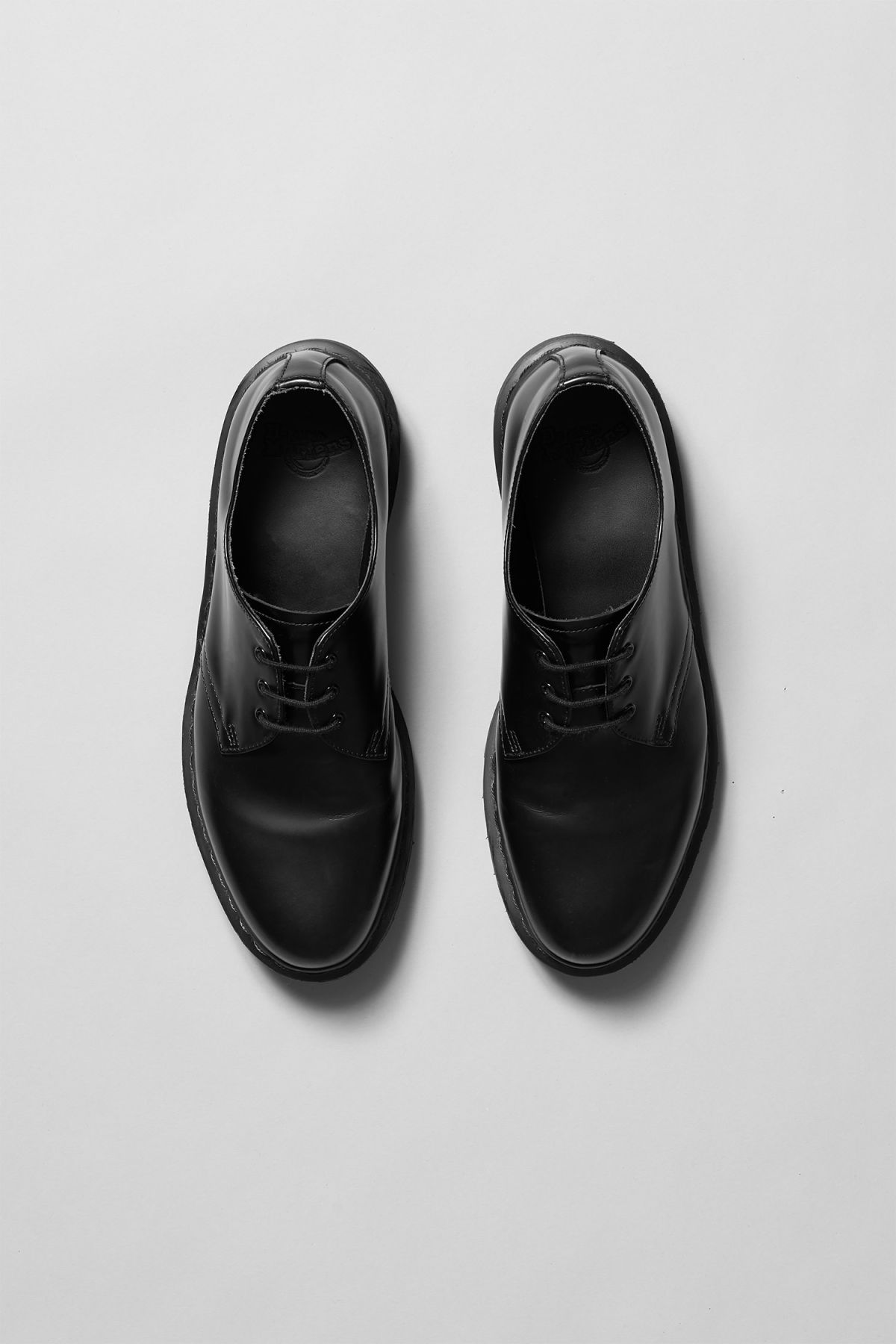 Back image of Weekday dr mono low in black