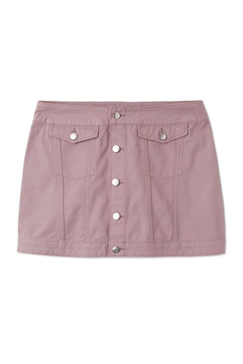 Weekday Lily Mini Skirt