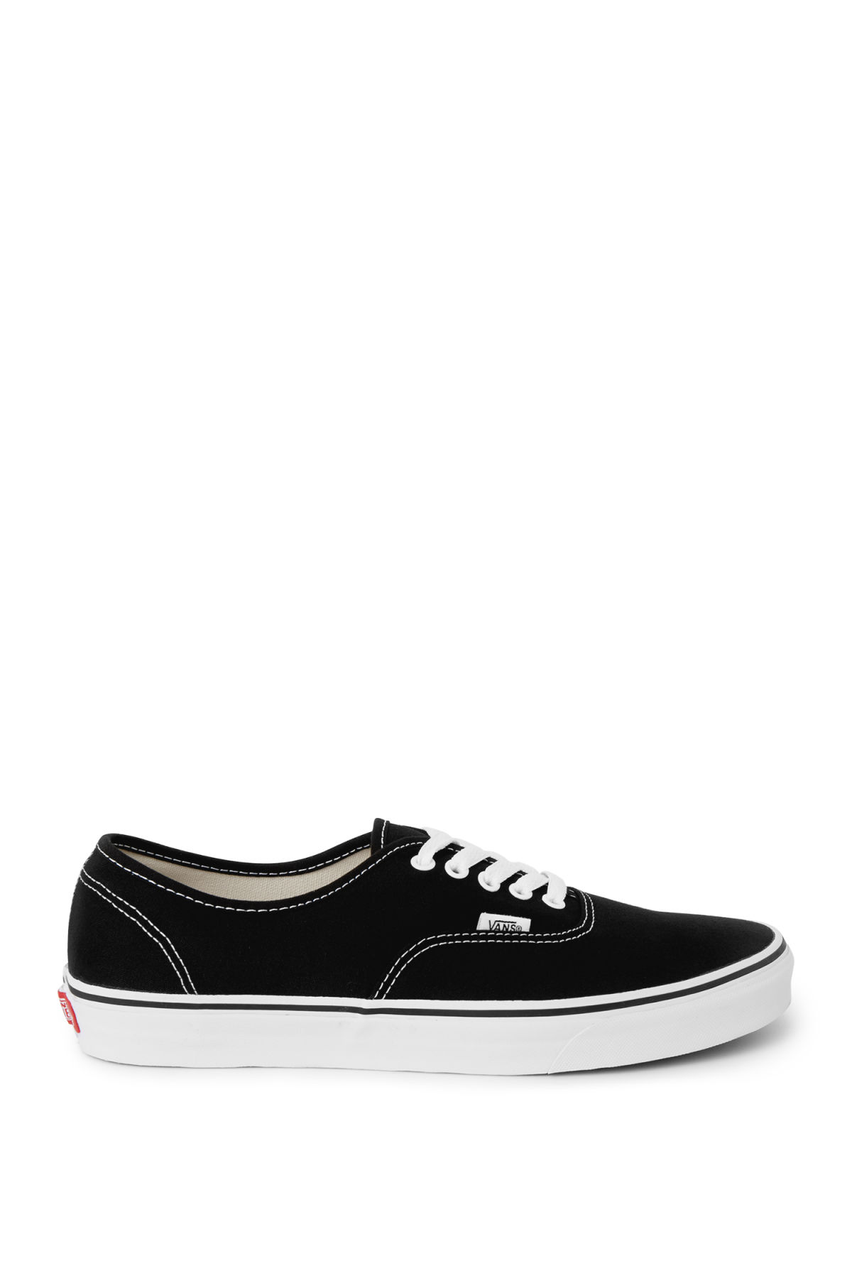 Front image of Weekday authentic shoes in black