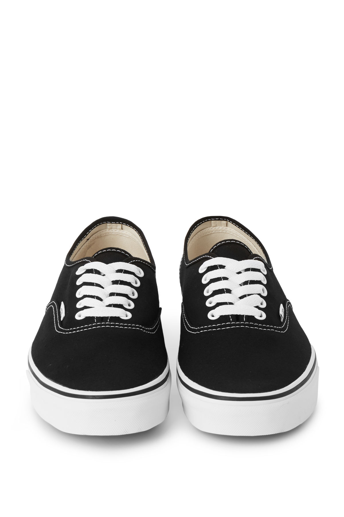 Back image of Weekday authentic shoes in black