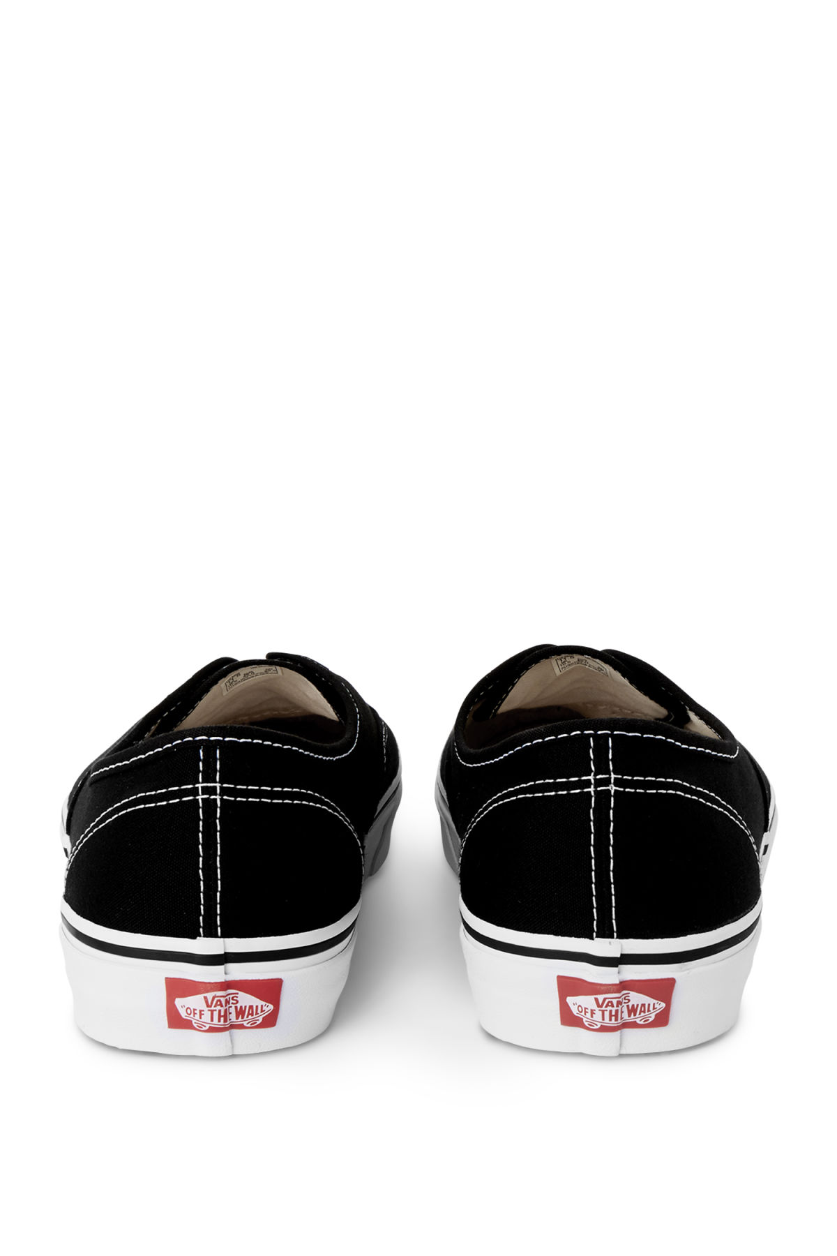 Side image of Weekday authentic shoes in black