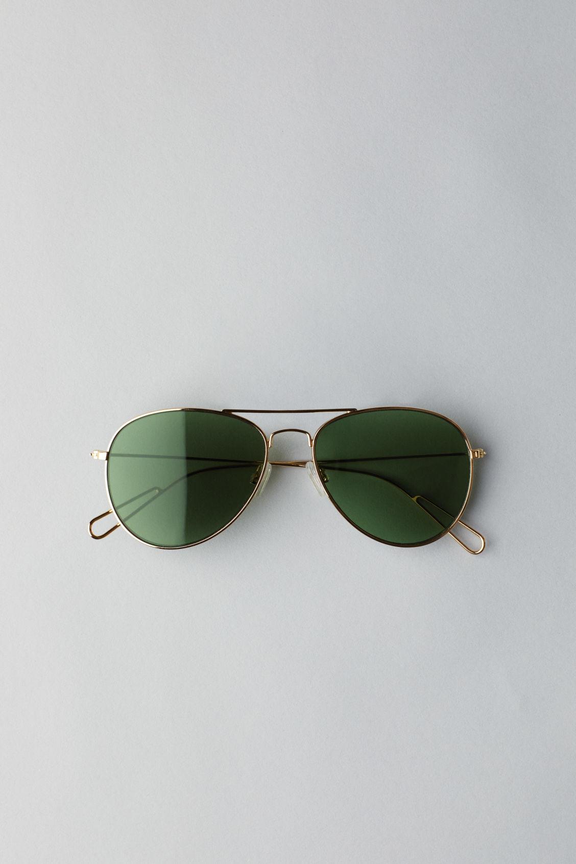 Weekday Tour Aviator Sunglasses - Black r0PWJoMLly