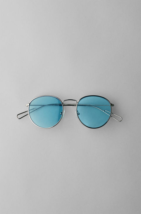 Weekday Explore Rounded Sunglasses