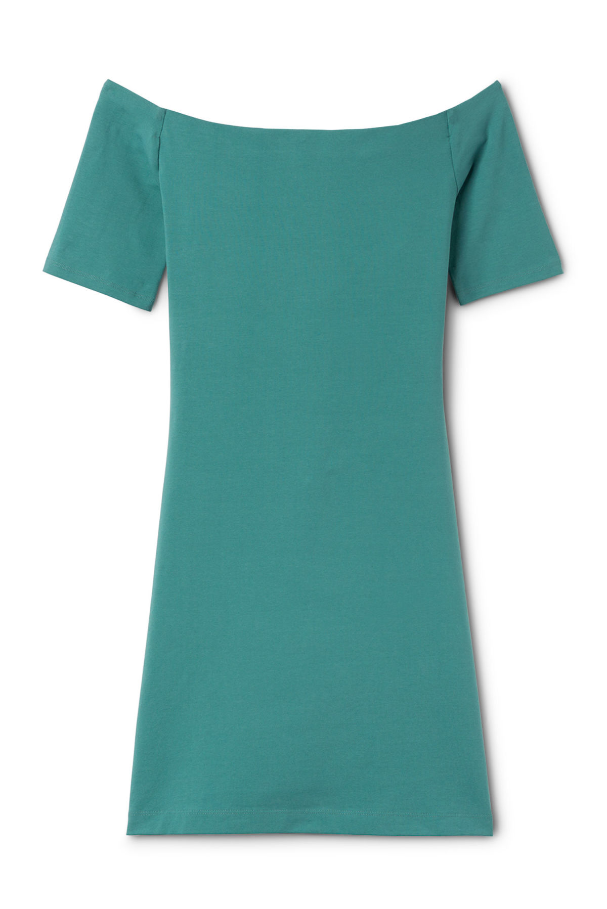 Weekday Riley dress - Turquoise Free Shipping Cheap Real yIGRyN