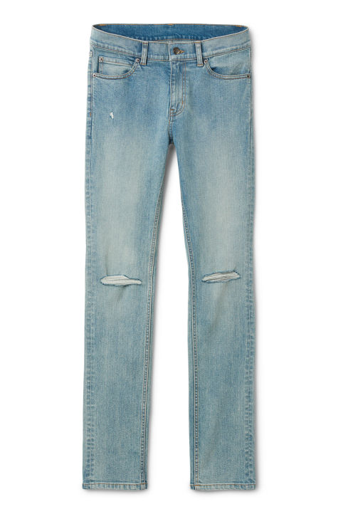 Cheap Monday Tight Spear Blue Jeans