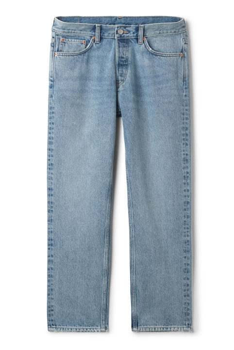 Weekday Vacant Wow Blue Jeans