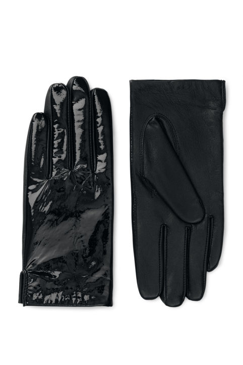 Weekday Space Leather Gloves
