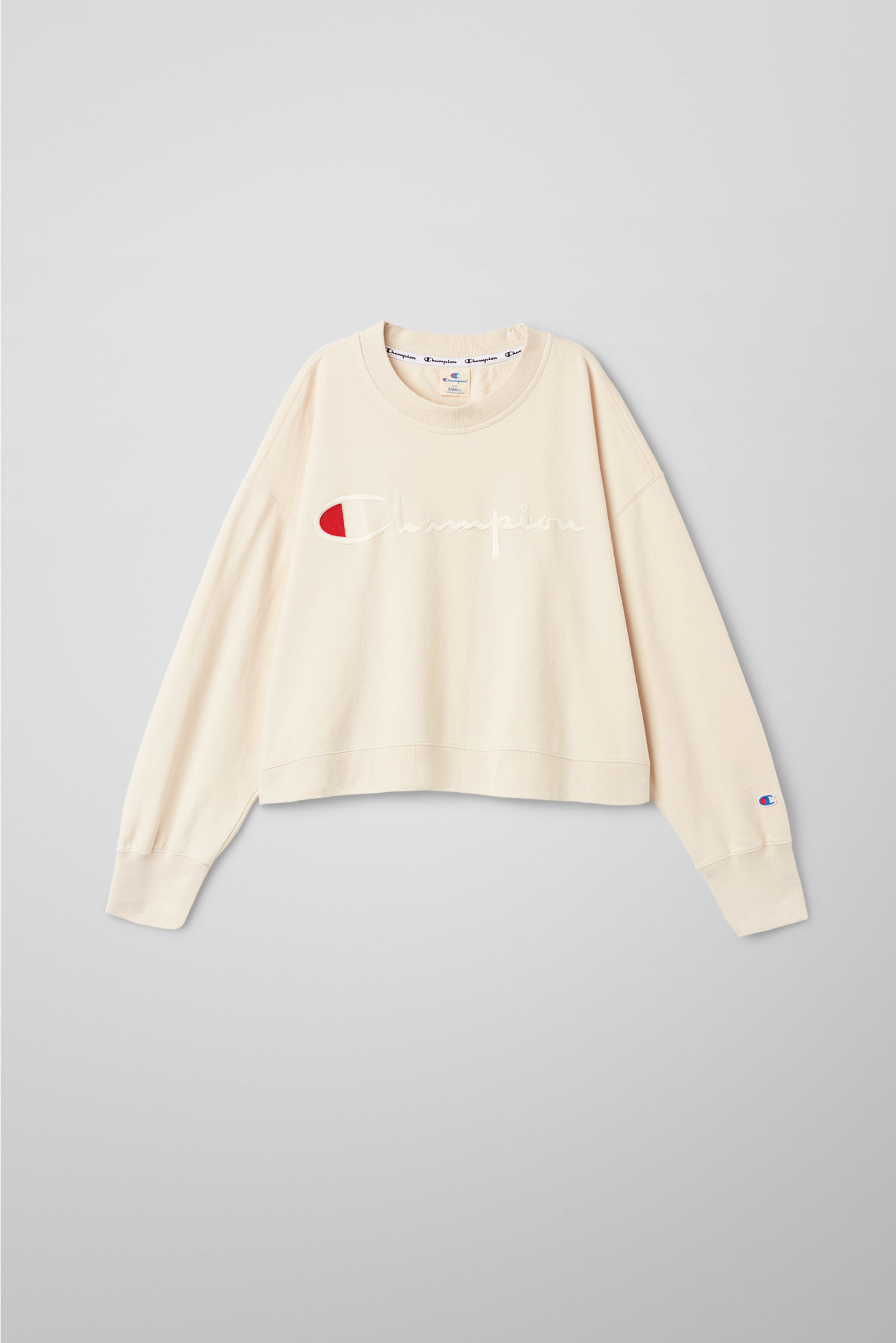 Champion Arch Cropped Sweatshirt