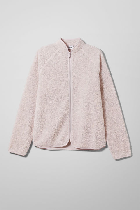 Weekday Shaun Zip Sweatshirt