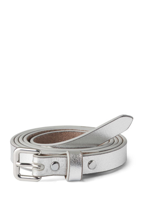 Weekday Star Leather Belt