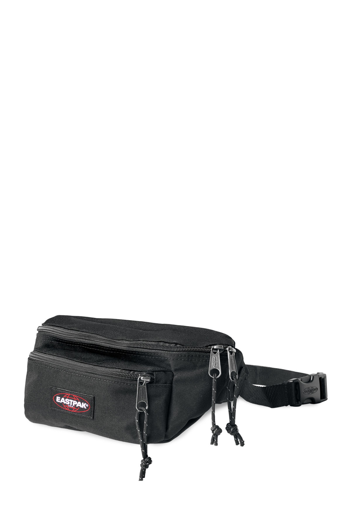 Front image of Weekday doggy bag in black