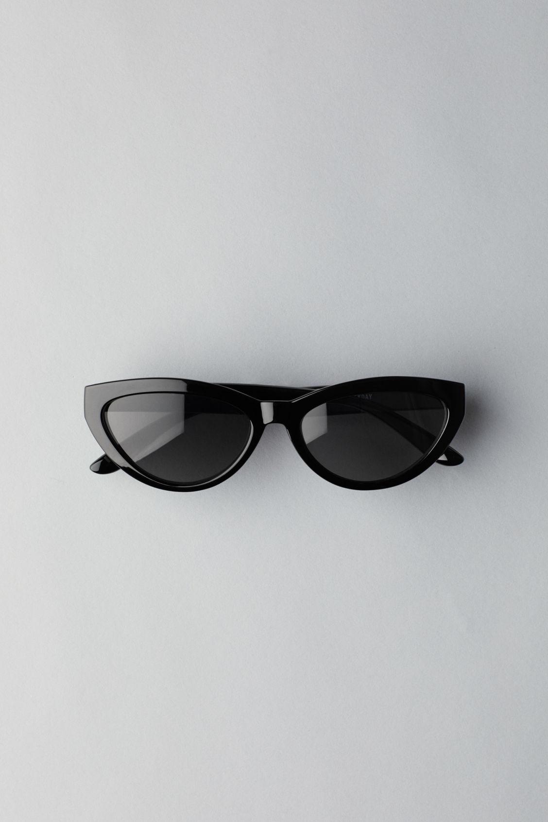 Weekday Arrival Cateye Sunglasses - Brown u6i7dVj