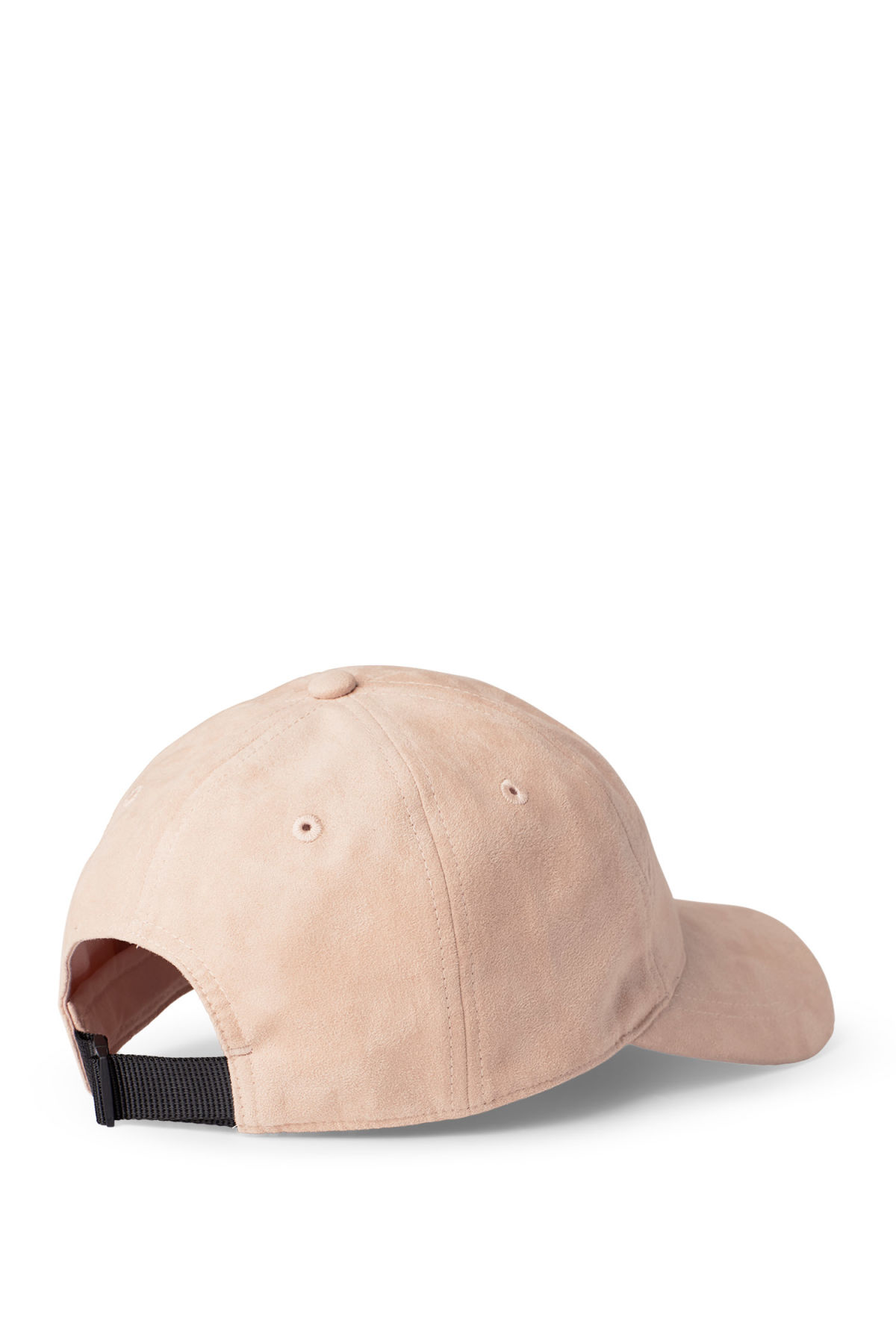 Back image of Weekday hope cap  in beige