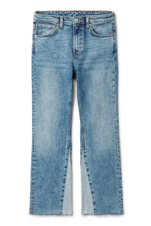 Weekday Kick Blue Blue Jeans ... 3560b9fb76