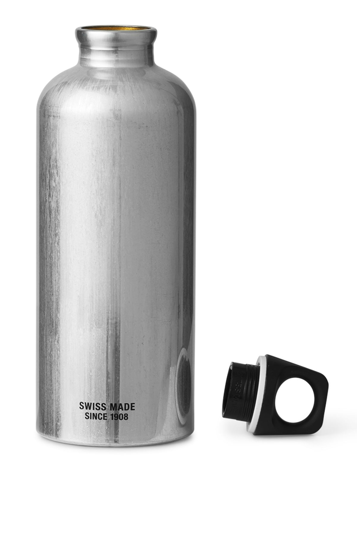 Front image of Weekday sigg traveller in silver