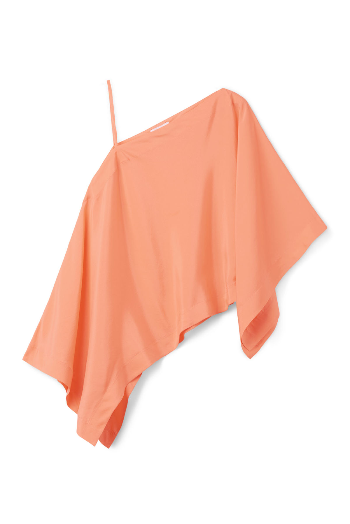 Front image of Weekday eternal top in orange