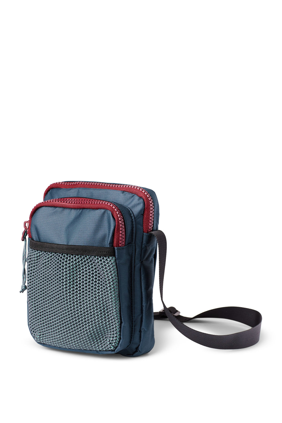 Front image of Weekday pluto bag in blue
