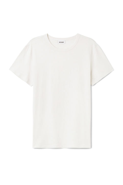 Weekday Linen T-shirt