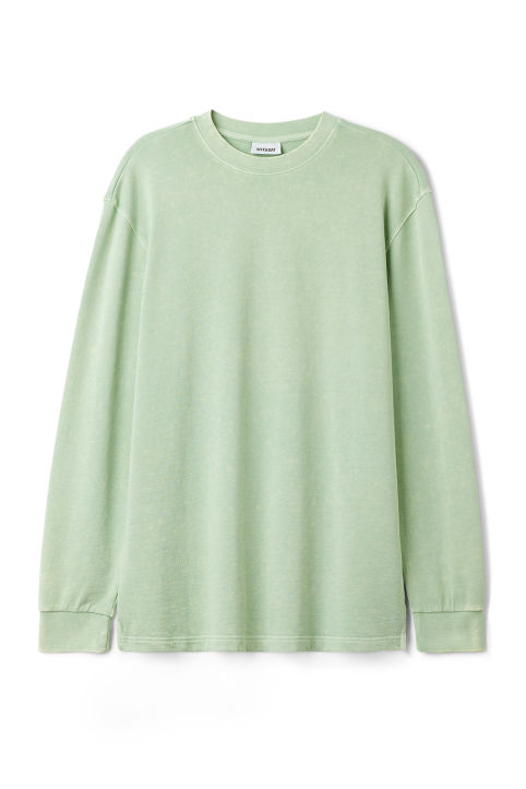Weekday Radical Washed Sweatshirt