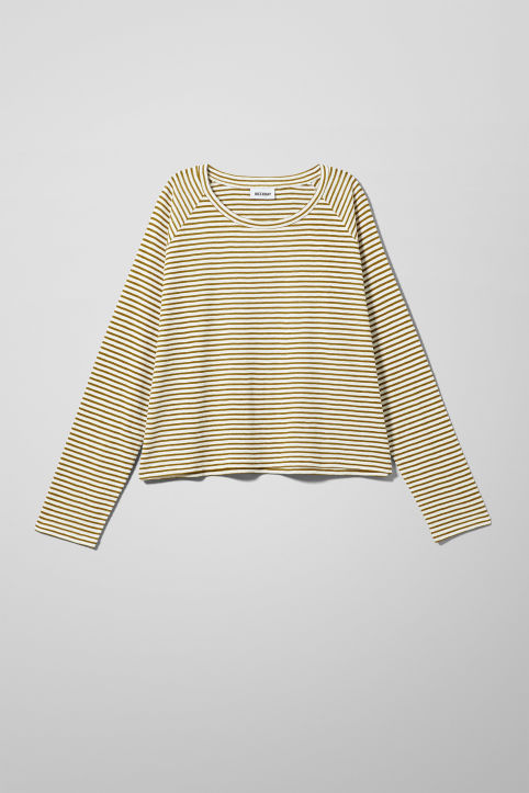 Weekday Base Boxy Long Sleeve