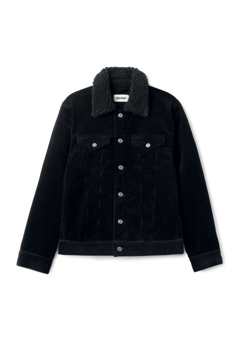 Weekday Single Cord Pile Jacket