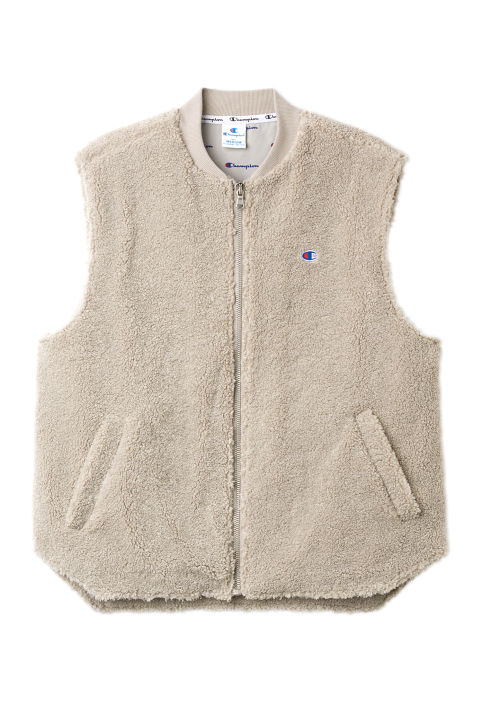 Champion Row Sherpa Vest