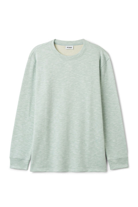 Weekday Radical Marled Sweatshirt
