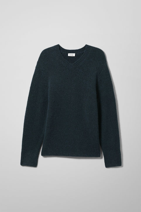 Weekday Danny V-neck Sweater