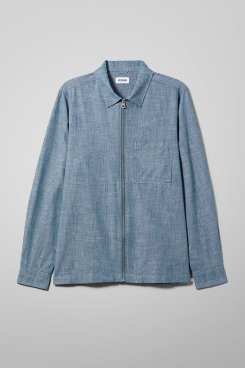 Weekday Temp Chambray Shirt