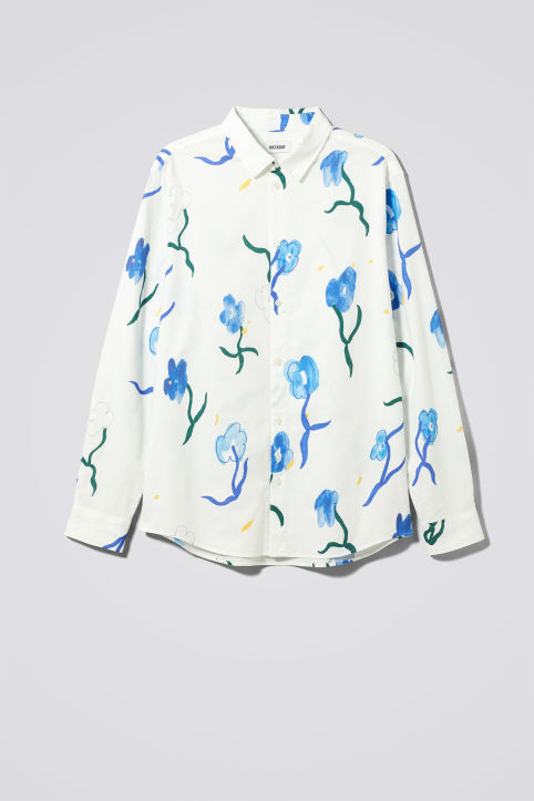 Weekday Lead Water Bloom Shirt