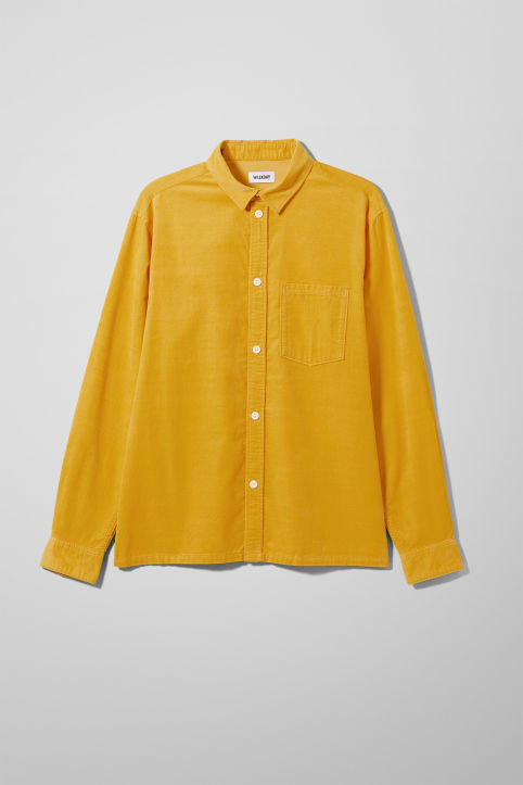 Weekday Wise Cord Shirt