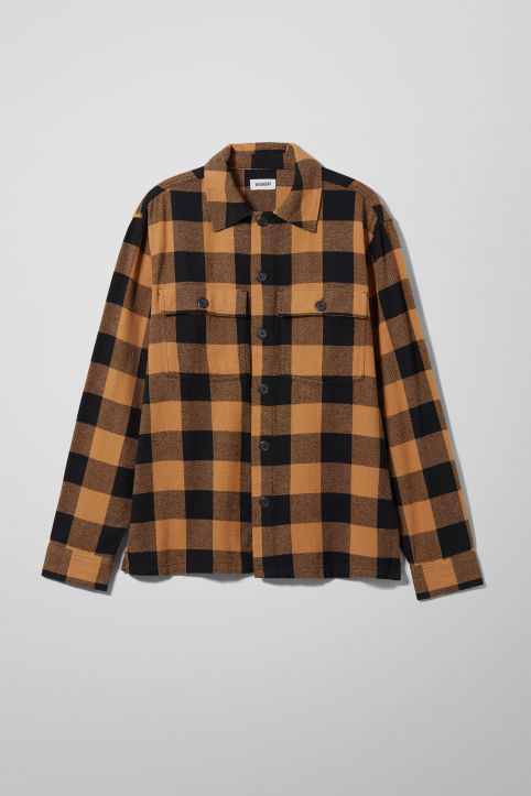 Weekday Howard Checked Shirt