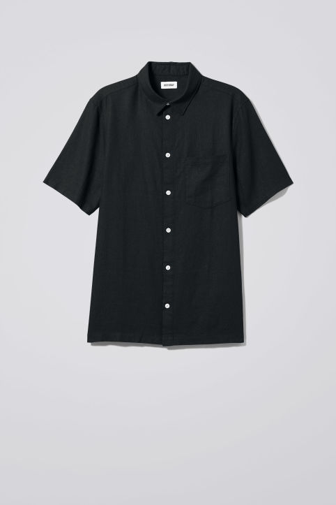 Weekday Randy Short Sleeve Shirt