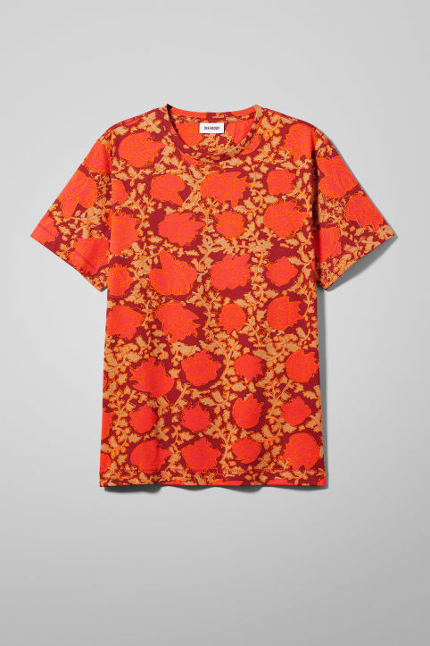 Weekday Jonston Wild Rose T-Shirt