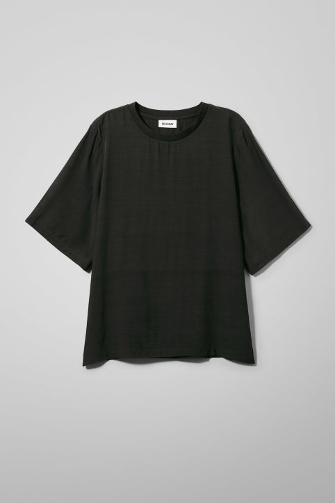 Weekday Arc Woven Top