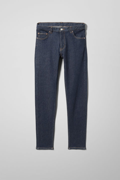 Weekday Form Rinsed Jeans